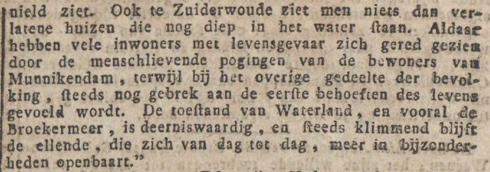 Kranten Artikels Over Water 49